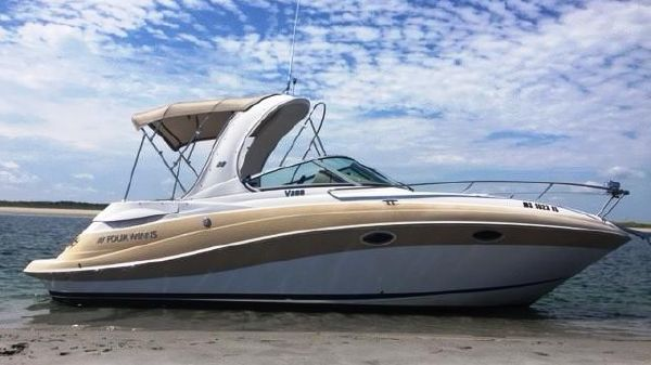 Four Winns V285 Actual Boat