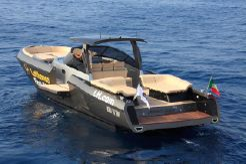 2022 Cantieri Navali Del Mediterraneo Continental 44 Tender