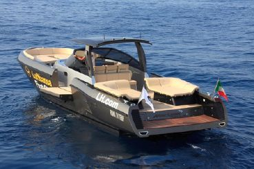 2019 Cantieri Navali Del Mediterraneo Continental 43 Tender