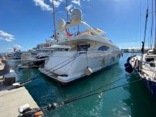 2002 Ferretti Yachts Custom Line 94