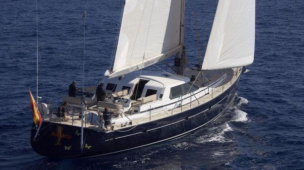 Jongert 2200M Sailing