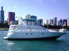1994 Chris-Craft 421 Continental