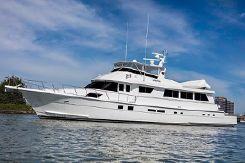 1990 Hatteras Motor Yacht