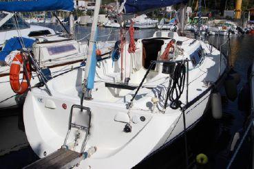 2000 X-Yachts 302 MKII