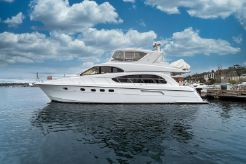 2001 Hatteras Raised Pilothouse