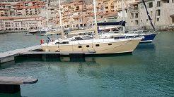 1981 Ferretti Yachts Altura 422 Ketch