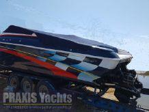 2001 Donzi 38 ZX Daytona