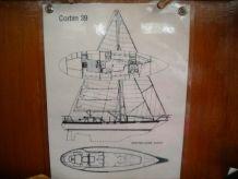 1988 Corbin Aft Cockpit