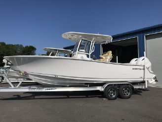 2021 Sportsman Open 252 Center Console