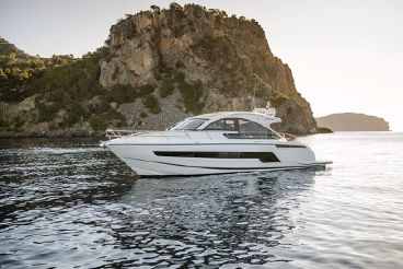 2021 Fairline Targa 53 OPEN