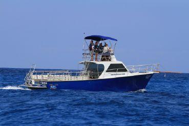 1995 Custom Dive Boat