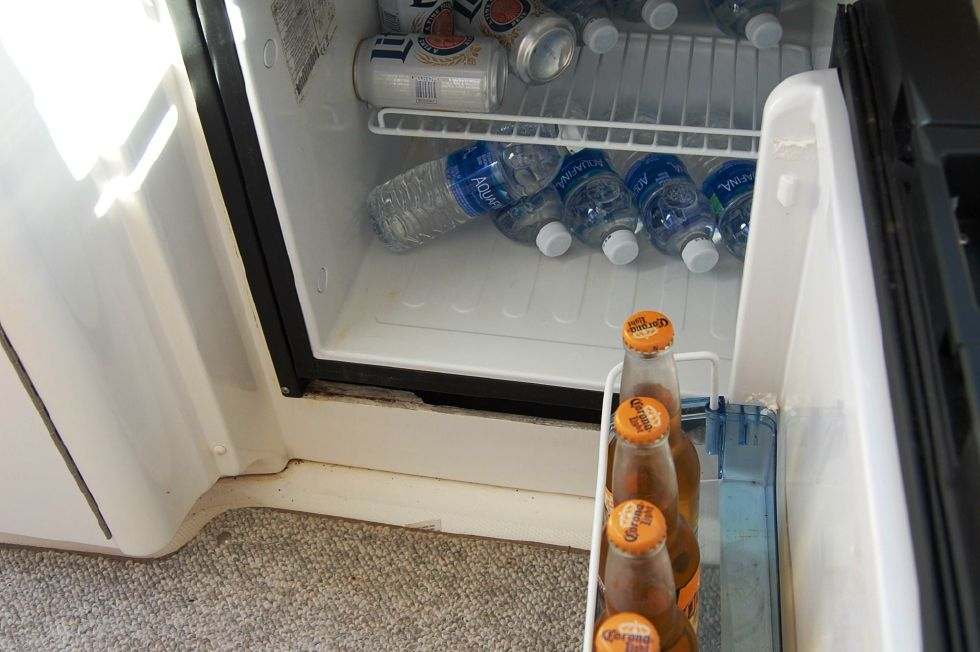 Cockpit Fridge