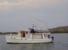 1985 Kadey-Krogen 42 trawler