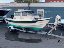 2006 C-Dory 19 Angler