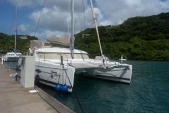2013 Fountaine Pajot Lipari 41