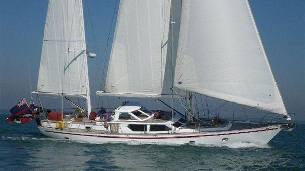 Dixon 62 - Ketch Rig Steel Yacht Dixon 62