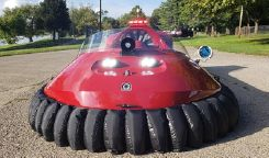 2020 Neoteric Hovercraft Rescue Hovercraft 5852
