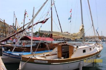 1967 Custom NAVIBAC Pointu Marseillais