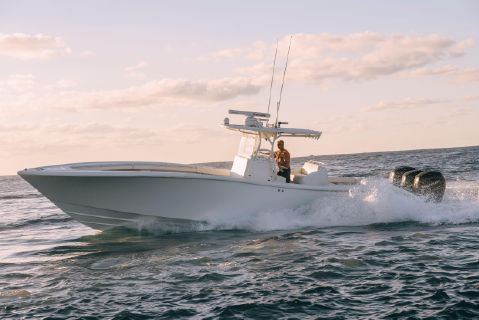 2007 Yellowfin 36 Offshore
