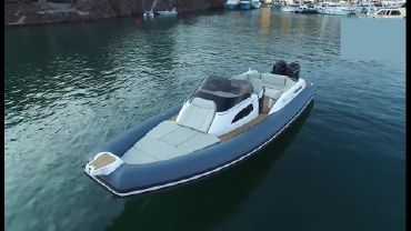 2019 Jokerboat Clubman 35