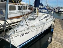 1988 Beneteau First 305 lift keel