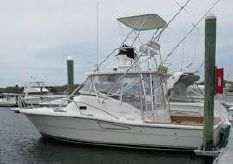 2003 Pursuit 3000 Offshore