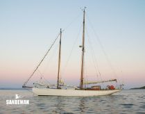 1897 Nicholson Bermudan Staysail Schooner