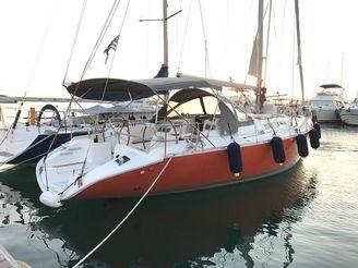 1993 Atlantic 49 Owners version