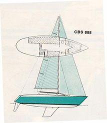 1978 Cbs 888