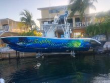 2018 Yellowfin 36 CC Offshore