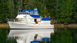 1985 Universal Marine Trawler