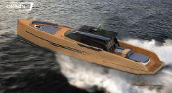 2021 Okean 55 Coupé limousine