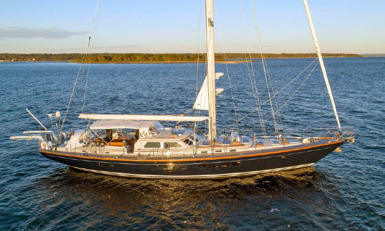 1991 Little Harbor Brokerage Purchase
