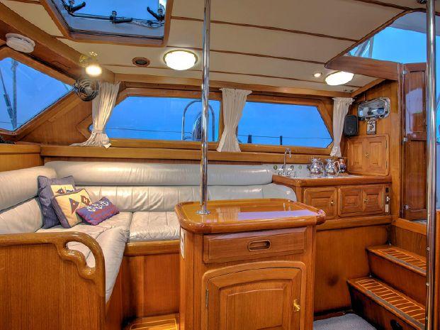 1991 Little Harbor Sell BoatsalesListing