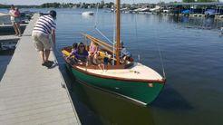 1988 Brooklin Boat Yard Haven 12 1/2