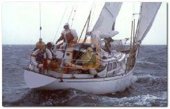 1970 Sparkman & Stephens S&S 34