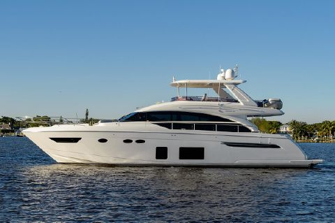2016 Princess 68 Flybridge Motor Yacht - 2016 68 Princess