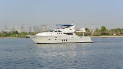 2007 Hershine 82 Fly Motor Yacht