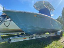 2015 Sea Chaser 230LX Bayrunner