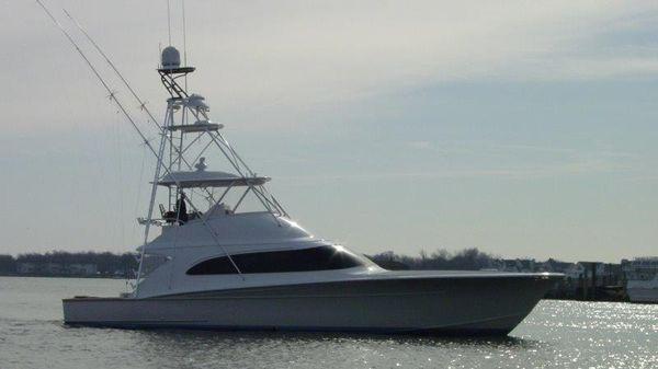 F & S Boatworks Sportfish Profile