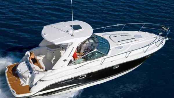 Monterey 340 Sport Yacht Manufacturer Provided Image