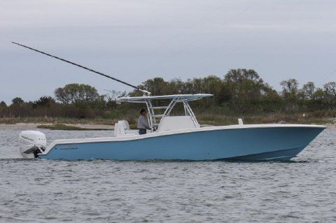 2019 Invincible 36 Open Fisherman - Profile