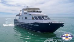 2009 Custom Flybridge Motoryacht