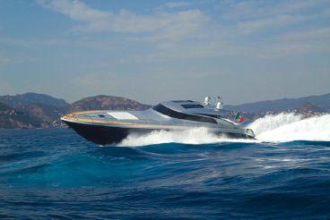 2019 Cantieri Navali Del Mediterraneo Continental 80