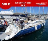 2016 Jeanneau Sun Odyssey 50 DS