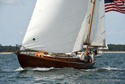 1957 Concordia Yawl