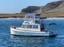1987 Grand Banks Sedan Trawler