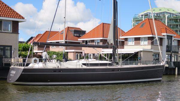Contest 60CS (62CS) Contest  60CS, 62CS, Contest Brokerage, Contest Yachts, Medemblik, Stunning condition, full hydraulics, Gijs Oostenrijk, Erik Luijendijk, Sieger Postuma