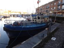 1972 Custom Pilot Boat Ex Milford Haven
