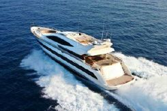 2009 Cerri Cantieri Navali flyingsport 102